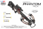 Tenpoint Carbon Phantom RCX Crossbow Full Package